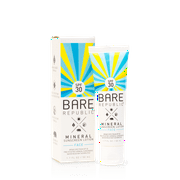 Bare Republic Mineral SPF 30 Face Sunscreen Lotion, 1.7 Oz.