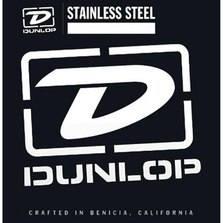 Dunlop - DBS60120 - Extra Heavy Stainless Steel Bass Guitar 4 String Set -