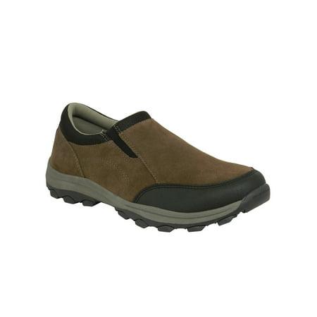 george men's gan casual suede slip on shoe  best shoes