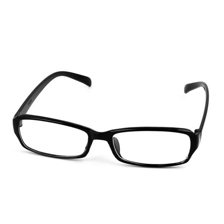 Clear Rectangle Lens Full Frame Eyewear Plain Plano Glasses Spectacles (Best Way To Clean Spectacle Lenses)