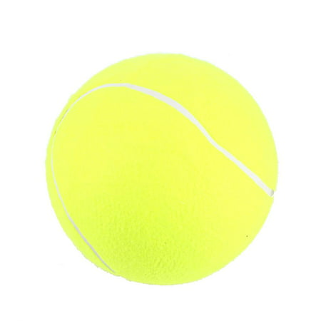 Yosoo Pet Toy, Mega Jumbo Dogs Play Supplies,9.5  Large Tennis Ball Pet Toy Mega Jumbo Dogs Play Supplies Fun Outdoor Sports Beach