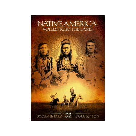 Native America: Voices From The Land (DVD) (Native American Dreams)