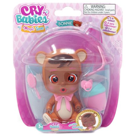 Cry Babies Magic Tears Bonnie Mini Doll