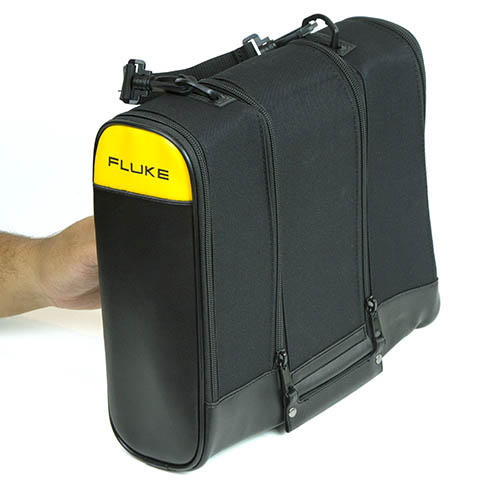 Fluke C789 Soft Carrying Case with 3 Compartments, Remova...