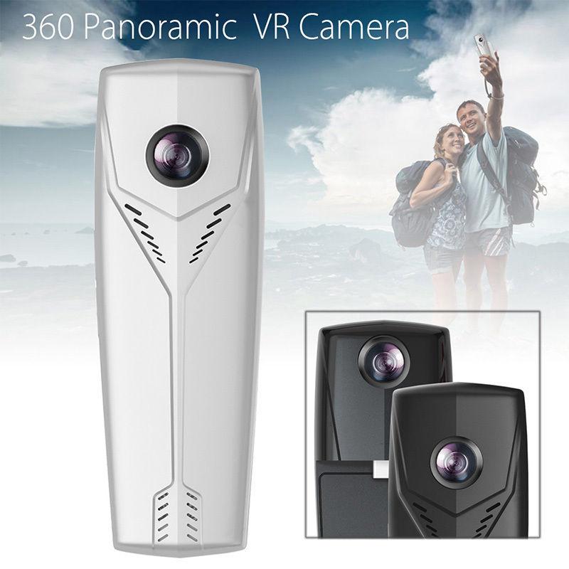 Hi720 360 Panoramic Vr Camera Wifi Fisheye Lens Type C Mini For
