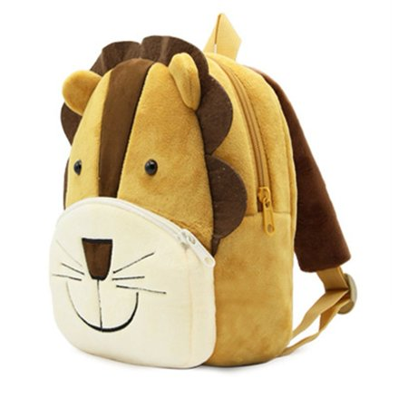 Lovely Animal Series Cute Children Schoolbag Lightweight Backpack For Kids Kindergarten Students School Bag Shoulder Bag - image 1 of 7