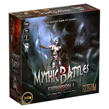 Mythic Battles: Heroes Bloody Dawn Board Game - image 1 of 1