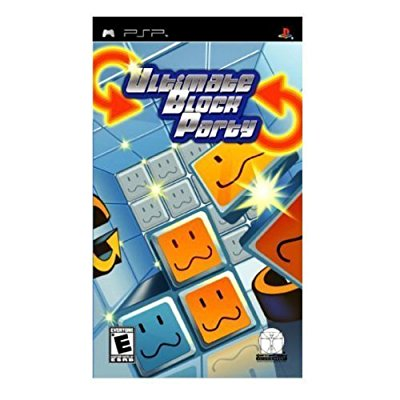 ultimate block party - sony psp