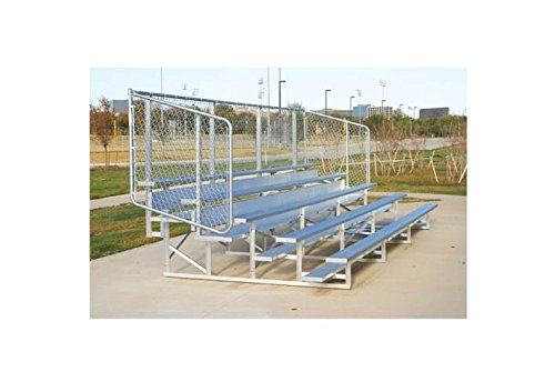 Powder Coated Bleachers-Type:5 Rows by Ssg Bsn