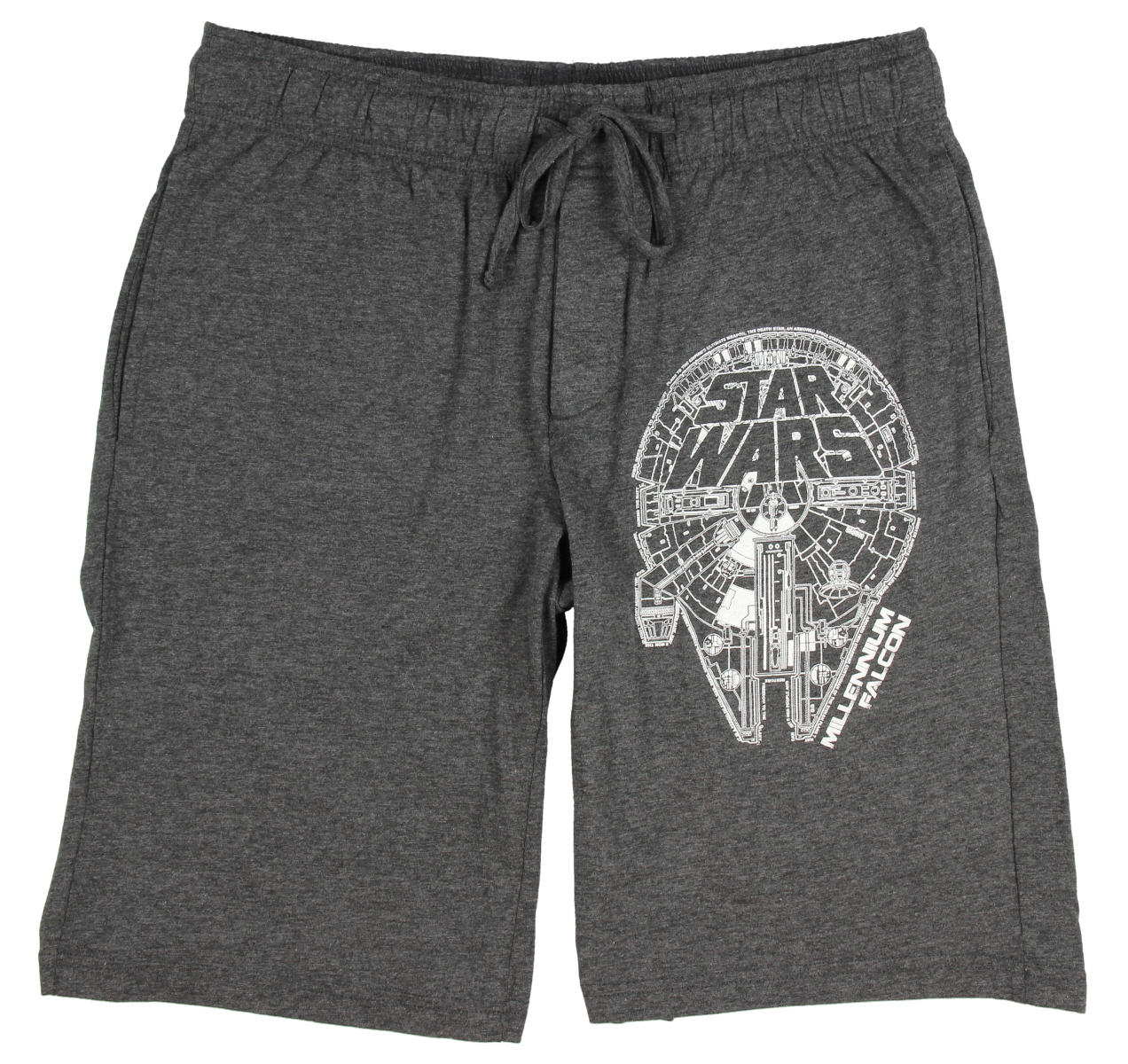 Star Wars Mens Lounge Bottom Shorts