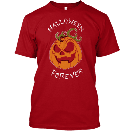 HALLOWEEN FOREVER - LIMITED EDITION!!! Hanes Tagless Tee - Forever Halloween Lyrics
