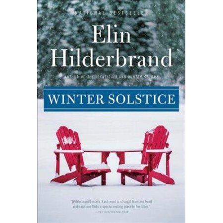 Winter Solstice (Hardcover) (Elin Hilderbrand)