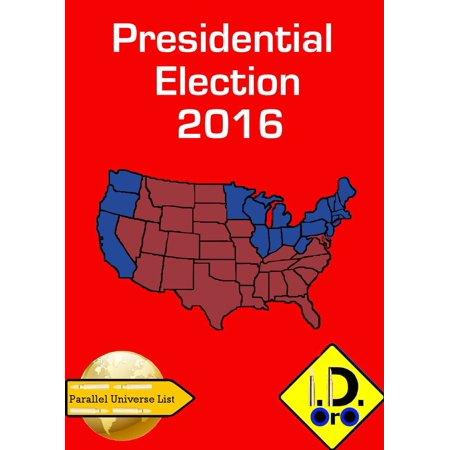 2016 Presidential Election (Nederlands Edition) -