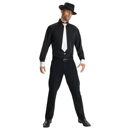 Gangster Adult Costume - Standard - Cheap Gangster Costume