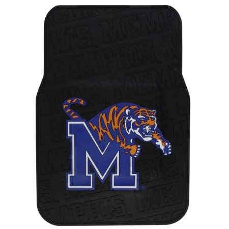 Memphis OFFICIAL Collegiate, 25.5x 17.5 Car Floor Mat Set (Pair of 2)  by The Northwest -