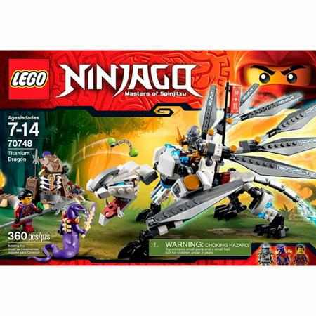 LEGO Ninjago Titanium Dragon for $<!---->