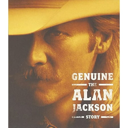 Genuine Alan Jackson (CD) (Exclusive)
