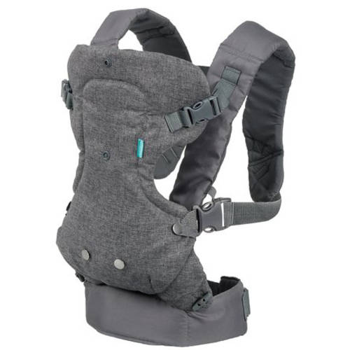 Flip 4-In-1 Advanced Carrier, Grey