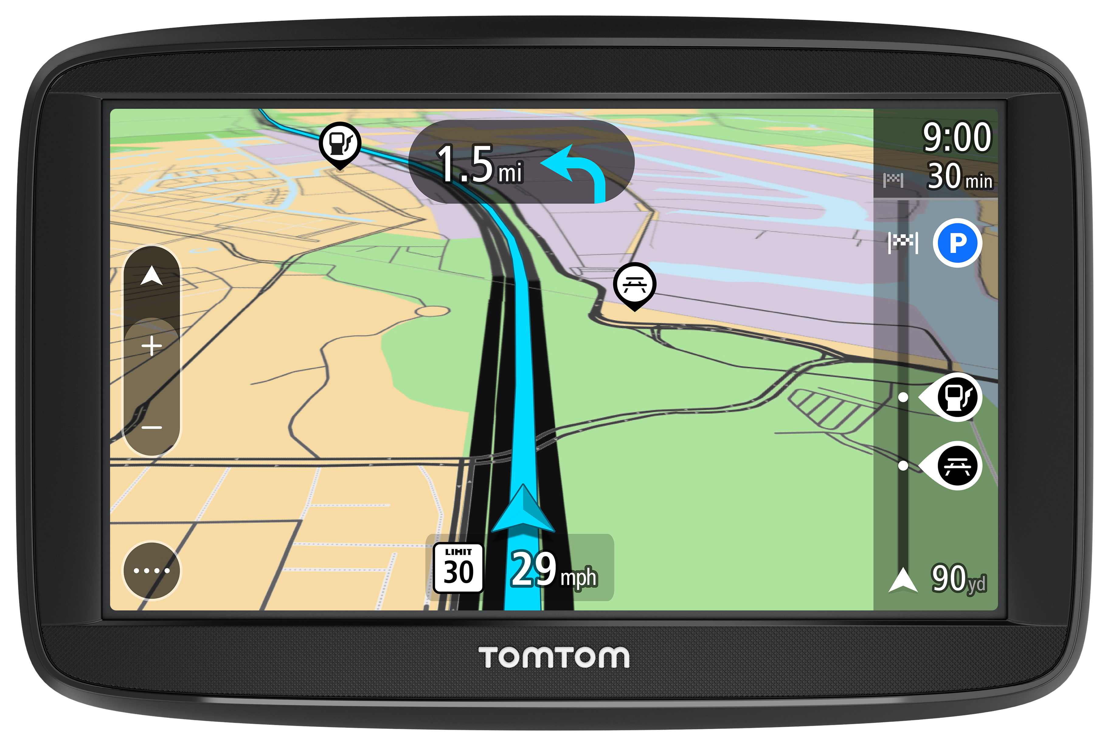 TomTom Via 1425M GPS Navigator by TOM TOM