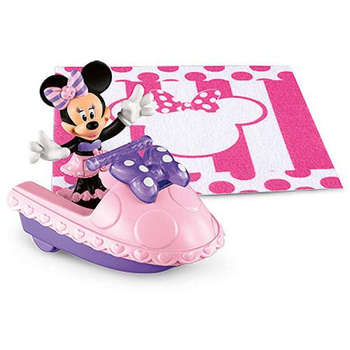 Fisher-Price Minnie Mouse's Jet Ski Play Set