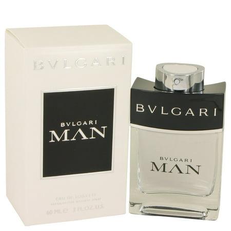 Bvlgari Bvlgari Man Eau De Toilette Spray for Men 2 (Bvlgari Mens)