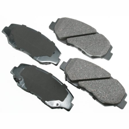 Ferrari Brake Pad - Akebono ACT914 ProACT Ultra-Premium Ceramic Brake Pad Set