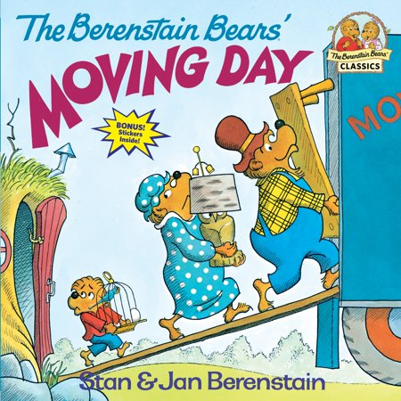The Berenstain Bears' Moving (Animated Moving Books)