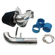 BBK PERFORMANCE 1718 96-04 FORD MUSTANG GT 4.6L- 2V COLD AIR INDUCTION INTAKE SYSTEM-FENDERWELL (CHRO