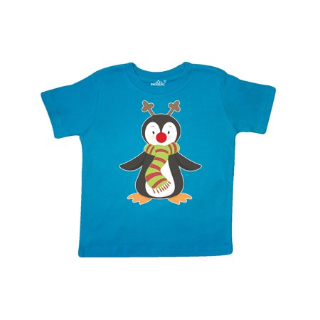 Rudolph Penguin Toddler T-Shirt (Rudolph Penguin)