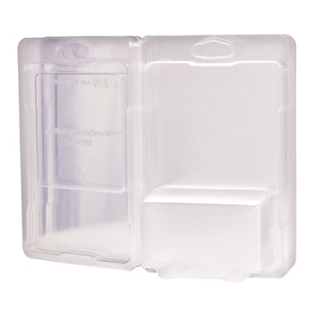 Sterling Protector Case Clear 48 Pack for Hot Wheels & Matchbox
