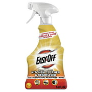 Easy-Off Specialty Kitchen Degreaser Cleaner, 16oz