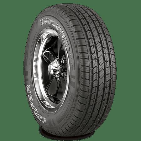 Infiniti G37 Tires - COOPER EVOLUTION H/T 235/70R16 106T Tire