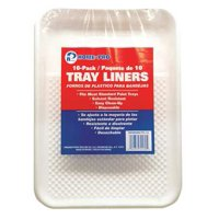 Premier PTL-10 2 qt Paint Tray Liner, Plastic - Pack of 10