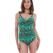 Fantasie FS5117 Arizona Underwire Twist Front One-Piece Swimsuit