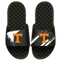Tennessee Volunteers ISlide Youth Varsity Starter Jacket Slide Sandals - Black