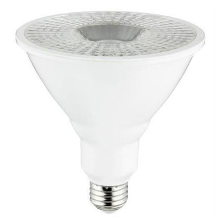 SUNLITE PAR38 LED 18W FL35 Dimmable 6500K Daylight Light Bulb ()