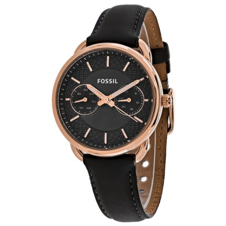 Fossil Womens Tailor Watch Quartz Mineral Crystal Es3913