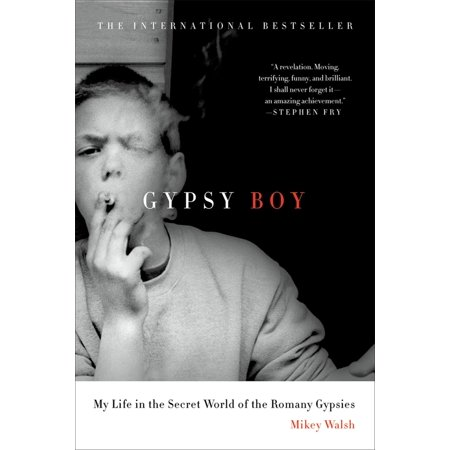 Gypsy Boy : My Life in the Secret World of the Romany