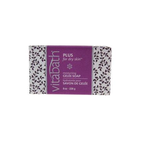 Vita Bath Moisturizing Bar Soap - plus moisturizing gelee bar soap by vitabath for unisex 8 oz bar soap