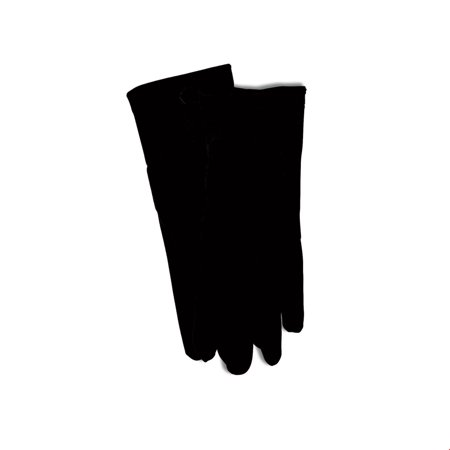 Black Short Gloves Halloween Costume Accessory (Halloween Short Quotes)