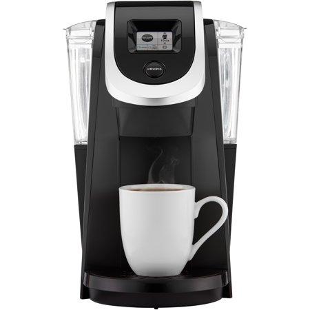Keurig K200 Coffee Maker, Black