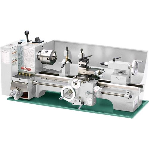 "Grizzly G4000 9"" x 19"" Bench Lathe"