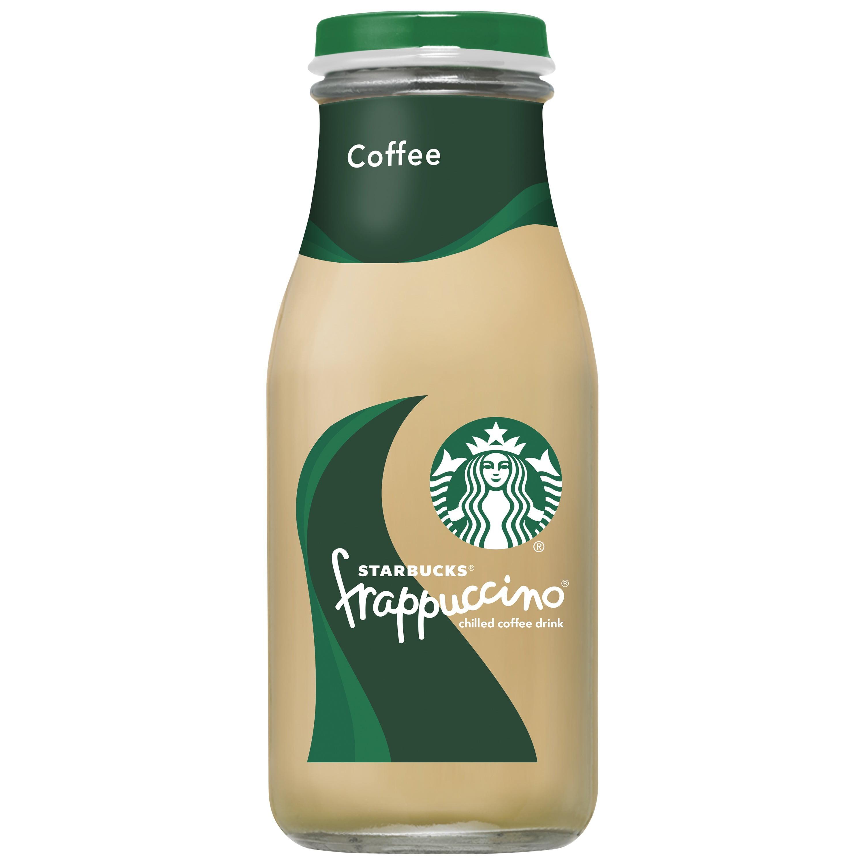 Dollhouse Miniatures Glass of Starbucks Green Tea Cream Frappe Coffee Drinks