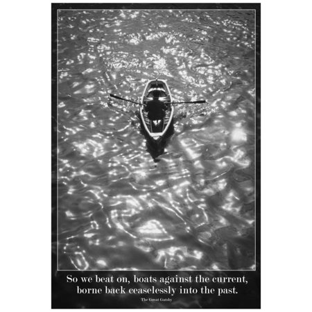 The Great Gatsby Quote Poster - - Great Gatsby Centerpieces