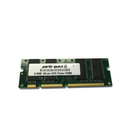 HP Q2628A 512MB Printer Memory for HP LaserJet MFP M3027, M3035, M3035XS, M4345XS, M5025, M5035x, M4345 (PARTS-QUICK ® BRAND)