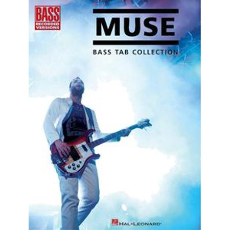 Muse - Bass Tab Collection - eBook