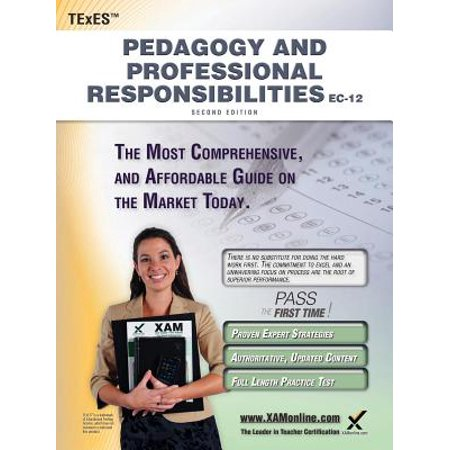 Texes Pedagogy and Professional Responsibilities EC-12 Teacher Certification Study Guide Teacher (Life Of Pi Study Guide Teacher Copy)