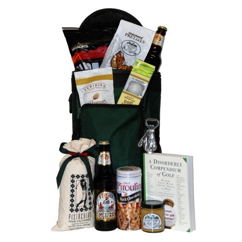 Caddy Pack Golf Gift Basket