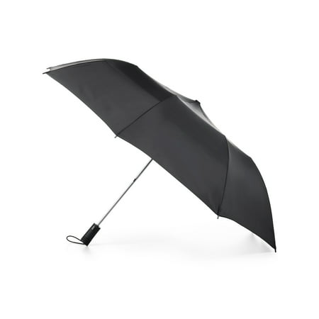 Two-Section NeverWet SunGuard Auto-Open Umbrella, 55