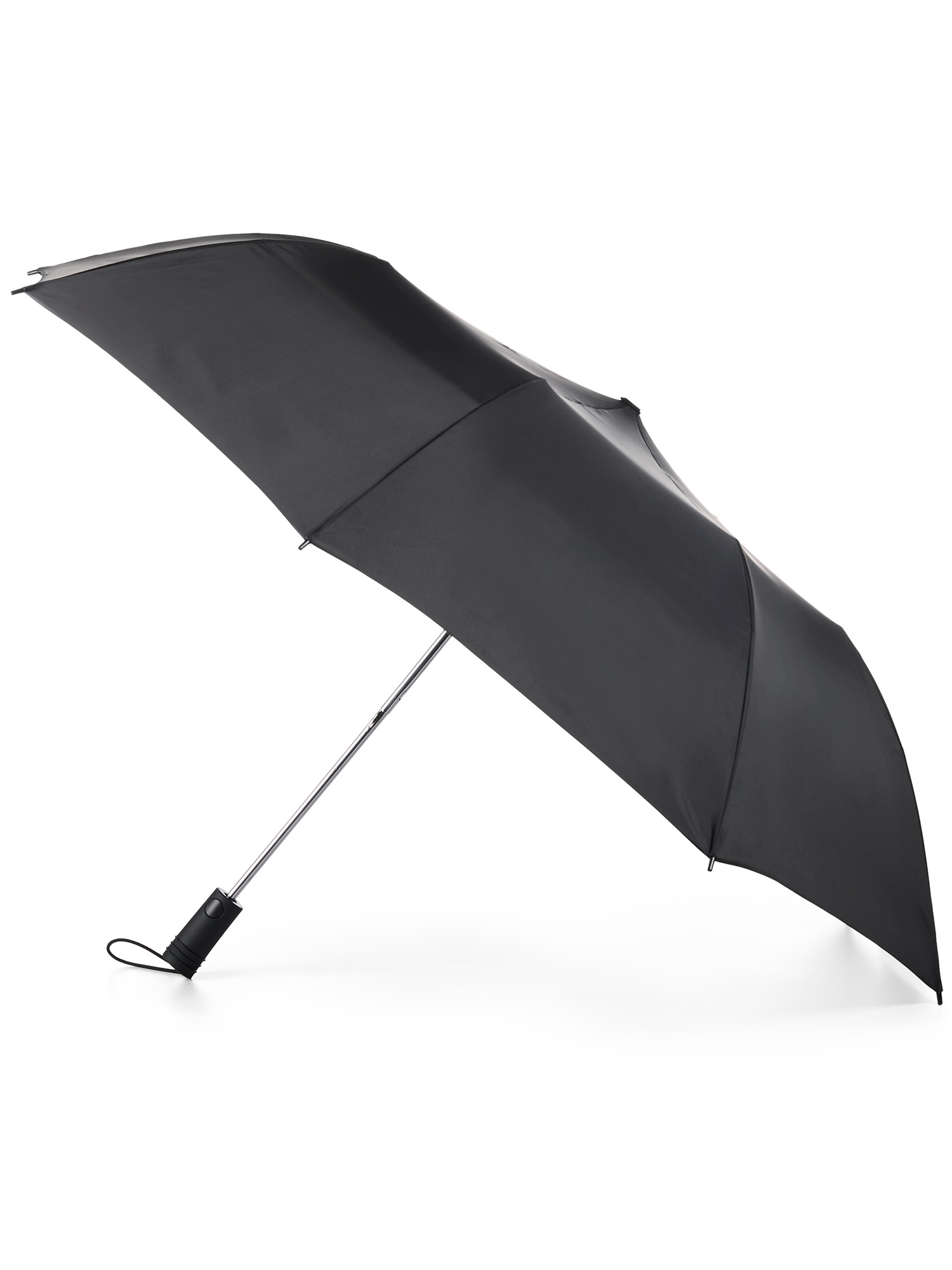 Totes Two-Section NeverWet SunGuard Auto-Open Umbrella, 55""